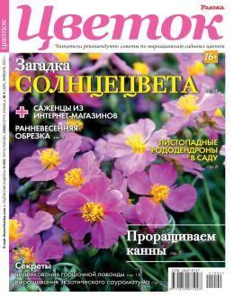 Цветок №4 февраль 2021...