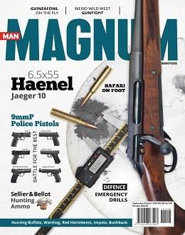 Man Magnum №9 сентябрь-октябрь 2020 читать...