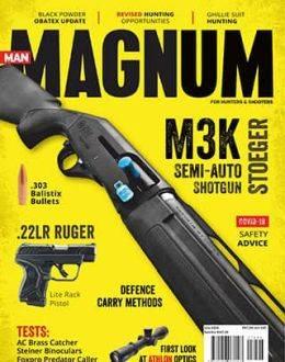 Man Magnum №7 июль 2020 журнал...