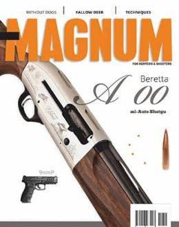Man Magnum №11 ноябрь-декабрь 2020 журнал...