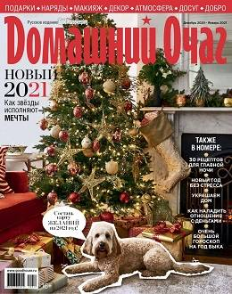 Домашний очаг №12-1 декабрь-январь 2020-2021...